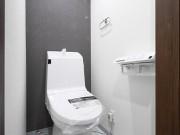 トイレts